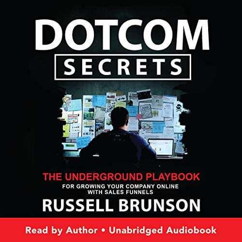 dotcom secrets audio book cover